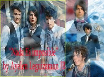 """Nada Es imposible"" by Ayelen Leguizamon JB"