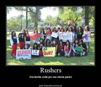 rushers la mejores