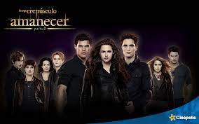 AMANECER PARTE 2- BREAKING DAWN PART 2