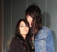 Demi Lovato y Trace Cyrus