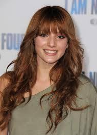 Bella Thorne de 14 años