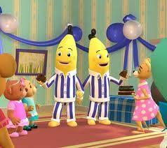 bananas en p**ama