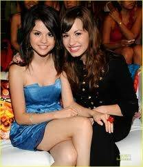Selena G�mez y demi lovato