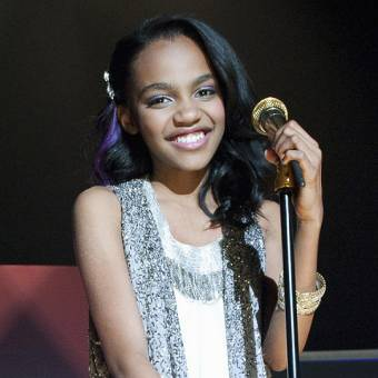 China Anne McClain--6�