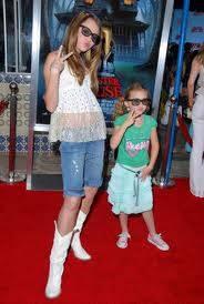 La Hermana De Miley Cyrus