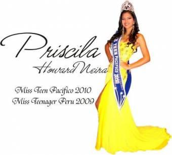 PRICILA HODWARD