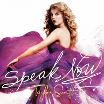 SPEAK NOW 2009-2010