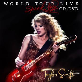 SPEAK NOW WORL TOUR LIVE EN VIVO 2011-2012