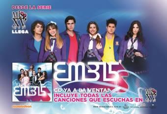 1 cd llamado: EME 15