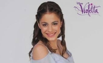 Violetta voten por ella