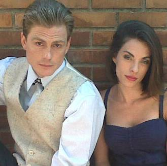 Matias y Jade