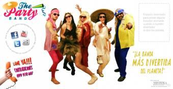 The Party Band- Si Nos Organizamos