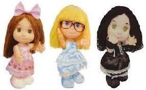 mis xv- las tres muñecas