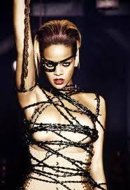 Rihanna es la mas extravagante