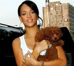 Rihanna y DJ