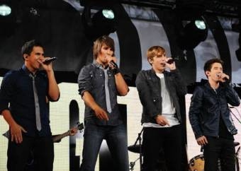 Big Time Rush LO MEJOR
