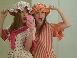 Junto a ti         Violetta y Franchesca