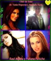 Club de fans de Tania Riquenes, Amanda Rosa y Raul Magaña