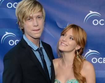 Bella Thorne y Tristan Klier