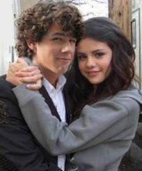 Selena Gomez y Nick Jonas