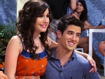 Logan Henderson Y Erin Sanders