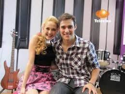 Ludmila y León