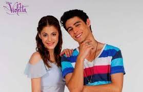 Violetta y Tomas