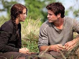 Gale y Katniss