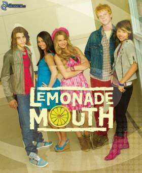LEMONADE MOUTH bridgit mendler