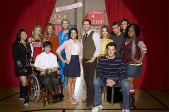 Glee-Fox