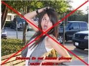 """I hate Selena Gomez"""