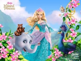 la princesa de la isla