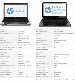 HP Sleekbook