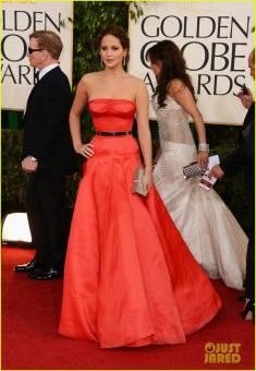 """Jennifer Lawrence, de """"Los Juegos del Hambre"""""""