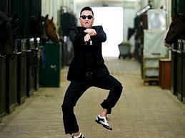 el baile del caballo del coreano