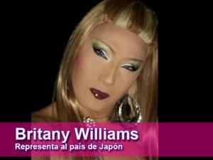 Britany Williams - Miss Jap�n