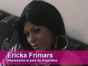 Erika Frimars - Miss Argentina