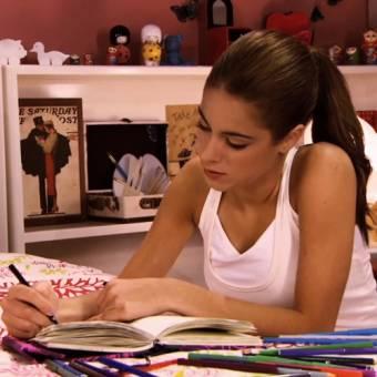 Violetta escribe en su diario...