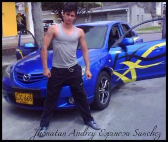 Jhonatan Espinosa