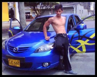 Jhonatan Espinosa  Mas que guapo