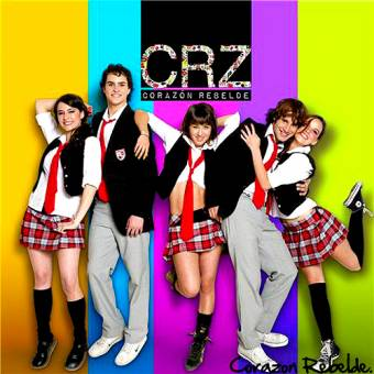 CRZ(telenovela:Corazon Rebelde; version:Chile)