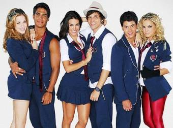 RBR (telenovela:Rebelde; version:Brasil)