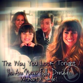 The Way You Look Tonight/You're Never Fully Dressed