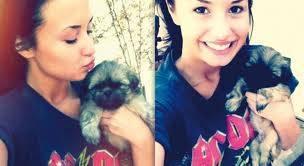 Demi Lovato y Bella