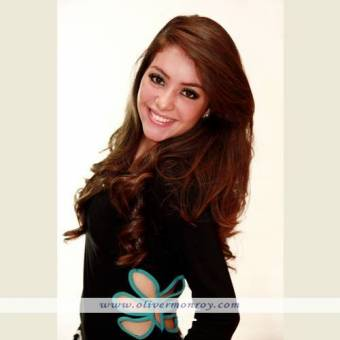"Maria Jose Ramirez desde Guatemala ""Miss Simpatía 2011"""