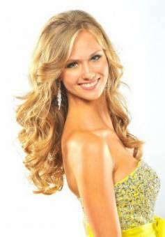 """Lauren Howe desde Canada """"Miss Ontario Teen 2011"""""""