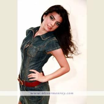 """Raquel Salguero desde Chile """"Miss Belleza 2011"""""""