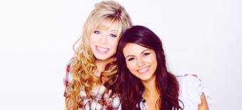 jennette mccurdy y victoria justice