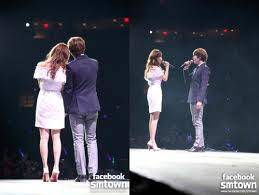 seohyun y kyuhyun son los maknae y tienen una cancion ellos juntos