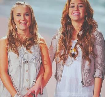 Miley y Lili
